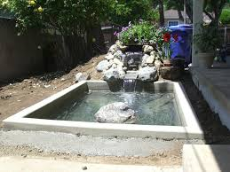 gold fish and turtle ponds u2013 castle concrete koi ponds