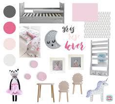 Inspiration Chambre Fille - inspiration en et gris pour une chambre de fille