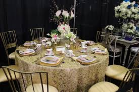 Opulent Events The Special Event Show Tabletop Inspiration Planning It All