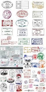 card passport card template