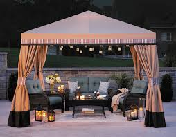 Small Gazebo For Patio by Landscaping Enjoy The Touch Of Nature You Want From The Outdoors