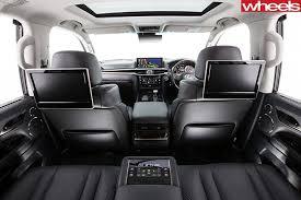 Lexus Lx Interior Pictures 2016 Lexus Lx570 Review Wheels