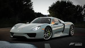 porsche 918 spyder wallpaper forza horizon 2 2014 porsche 918 spyder youtube