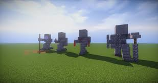 easy small statues u2013 minecraft building inc