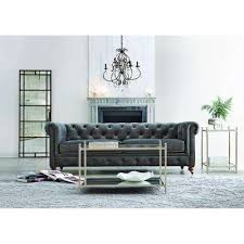 Riemann Sofa Gray Home Decorators Collection Sofas U0026 Loveseats Living