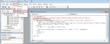 visual basic for loop how to repeat or loop a macro every x minutes in excel