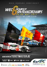 pagina oficial de toyota wec 6 hours of spa francorchamps fia world endurance championship