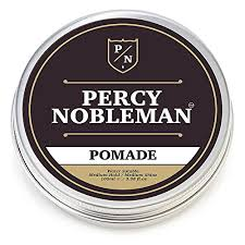 Pomade Import pomade by percy nobleman 3 4 ounce a made water based