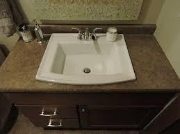 Kitchen Sink Bathroom Vanities JG Custom Cabinetry JG Custom - Quartz bathroom countertops with sinks