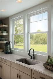 Kitchen Bay Window Ideas Kitchen Kitchen Window Treatments Pictures Bay Window Cost