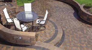 Patio Designs With Concrete Pavers 16x8x4 Concrete Paver Patio Designs Collegeisnext
