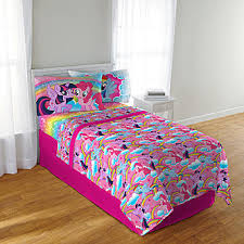 My Little Pony Bedroom Hasbro My Little Pony Living The Dream Sheet Set Multicolored