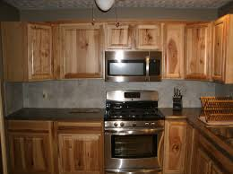 hickory kitchen cabinet hardware hickory cabinets kitchen photos this is an alley type kitchen