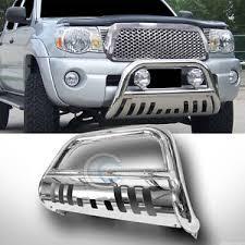 dodge ram push bumper chrome hd bull bar brush push bumper grill grille guard 02 03 09