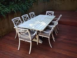 cast aluminum dining table the undeniable elegance of cast aluminum furniture