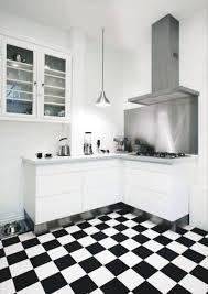 black and white kitchen ideas kitchen flooring mahogany laminate tile look black and white floor