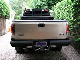 Ford F350 Truck Accessories - 06 ford f250 f350 led tail lights red lenses