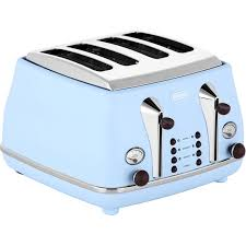 Kenwood Kmix Toaster Blue Toasters With Bagel Function Ao Com