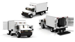 truck instructions chevrolet express cargo truck moc building instructions