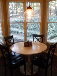 amazing little baby house tour part one light fixture table chairs belong to dining room table set was from craigslist