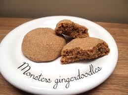 Monsters Gingerdoodles Lunchblocks