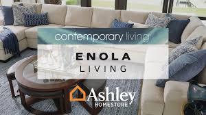ashley homestore enola living youtube