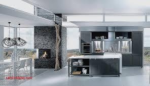 decoration mur cuisine couleur mur cuisine avec meuble bois pour idees de deco de cuisine