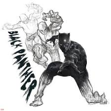 captain america civil war black panther print by allposters ie