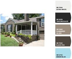 trying to choose exterior paint colors it u0027s great to be home