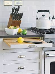 Martha Stewart Cabinet Pulls Clever Ways To Store Cutting Boards In The Kitchen