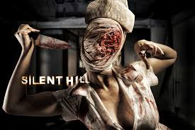 silent hill nurse halloween makeup tutorial by ellimacs