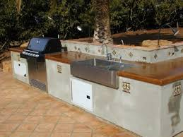 pictures of outdoor kitchens spanish style outdoor kitchen