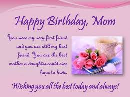 Wishing Happy Birthday To The 25 Best Happy Birthday Mom Quotes Ideas On Pinterest Mother