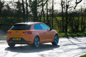 seat leon cupra st images and details for the 280 hp performance