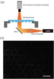 rolled embossing of microlens arrays with antireflective