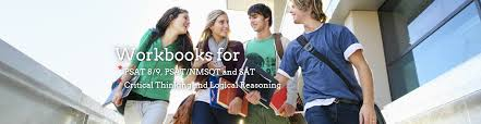 psat 8 9 critical thinking workbooks gift of logic