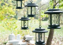 Lantern Decor Ideas Decorating Ideas For An Outdoor Dinner Party