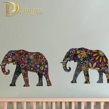 Elephant Decor For Living Room by Bedroom Elephant Mural Elephant Bedroom Sfdark