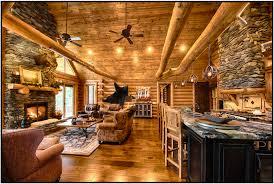 Cabin Kitchen Design by Kitchen Bath Gallery Hancock Lumber Building Materials