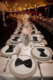 great gatsby centerpieces great gatsby inspired paul