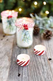 jar candle ideas diy peppermint jar candles a pumpkin and a princess