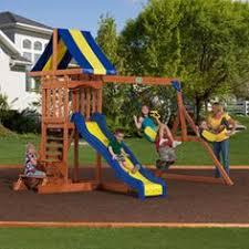 Backyard Discovery Weston Cedar Wooden Swing Set Backyard Discovery Weston Cedar Swing Set Walmart 399 00 Yard