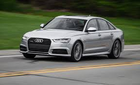 audi a6 review 2016 audi a6 3 0t test review car and driver