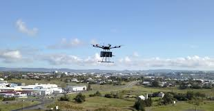world u0027s first drone delivery service launches in iceland