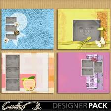 8x11 photo album digital scrapbooking kits 8x11 album 3 carolnb