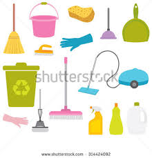 cartoon pictures of cleaning cleaning tools stock images royalty free images u0026 vectors