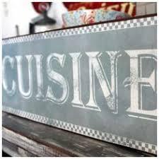 plaque deco cuisine retro plaque cuisine couleur zinc déco de charme antic line 11 8