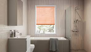 Colourful Roller Blind Bathroom Waterproof Bathroom Blinds 247blinds Co Uk