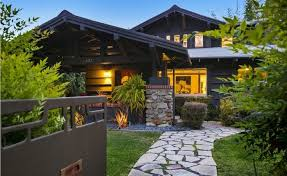 Craftsmen Home Craftsman Homes Architecture Real Estate Hollywood Hills Sunset