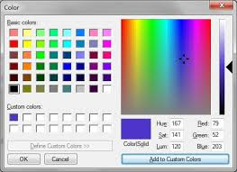 color selection powershell color selection with colordialog adminscache